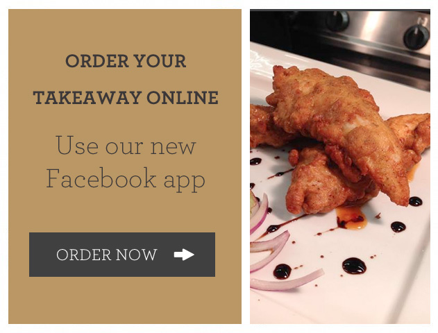 Order your takeaway online